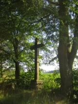 Kamenný kříž za Jeřábkovými