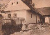 Stará chalupa Štofflova v Křenovicích