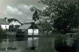 Rybník Lazna a Kotrbova chalupa