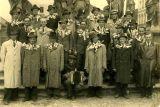 První poválečný odvod r. 1945