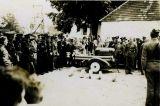 Svěcení 1. motorové stříkačky po r. 1945
