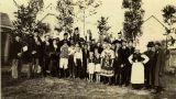 Křenovičtí ochotníci - Naši furianti kolem r. 1920