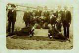 Rok 1913 spol. foto kamarádů u Tlapů