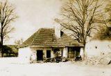 Křenovická kovárna kolem r. 1945